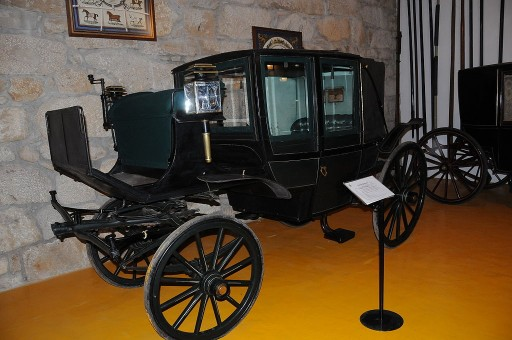 Landau Carriage