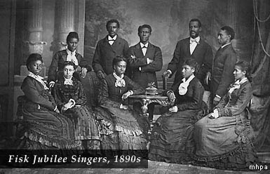 Victorian Era Black People