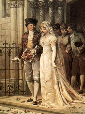 Courtship And Marriage In Victorian England